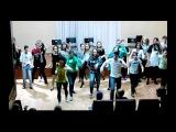 Общий танец . Ирландия. Проект Большая Перемена
